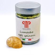 Lumache agli spinaci